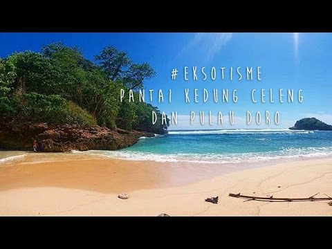 Pantai Kedung Celeng Pulo Doro Kabupaten Malang Youtube Kota