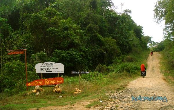 Dhesatya Nature Arah Kanan Rest Area Akses Menuju Pantai Kondang