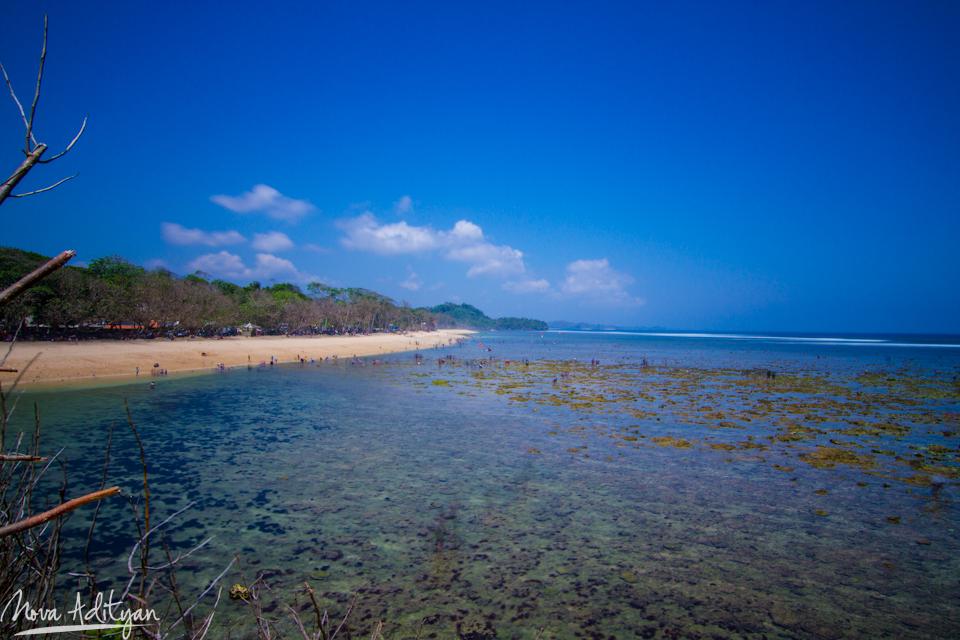 Keindahan Pantai Kondang Merak Tersembunyi Panduan Wisata Kota Malang
