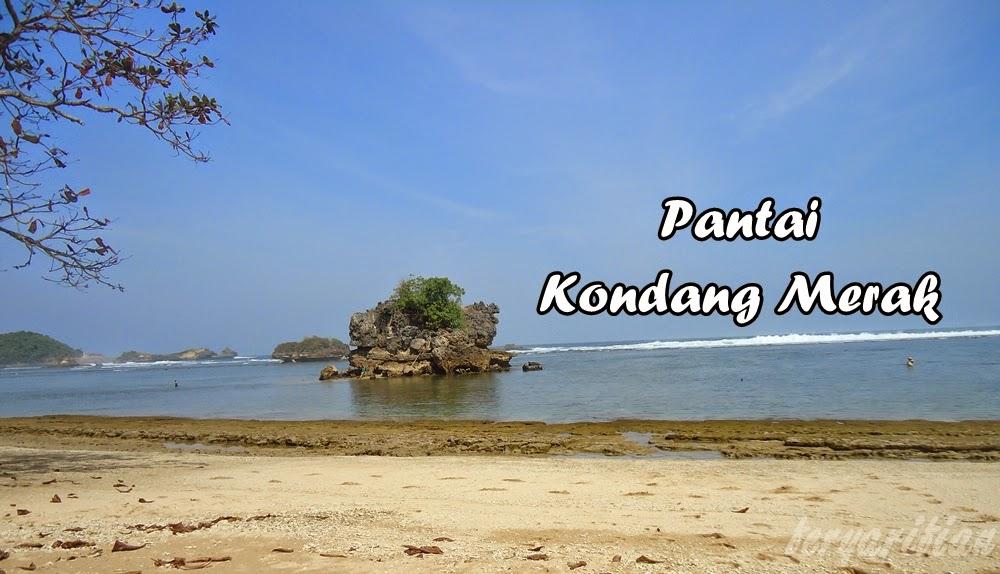 Pantai Kondang Merak Fery Arifian Food Travel Blogger Malang Kota