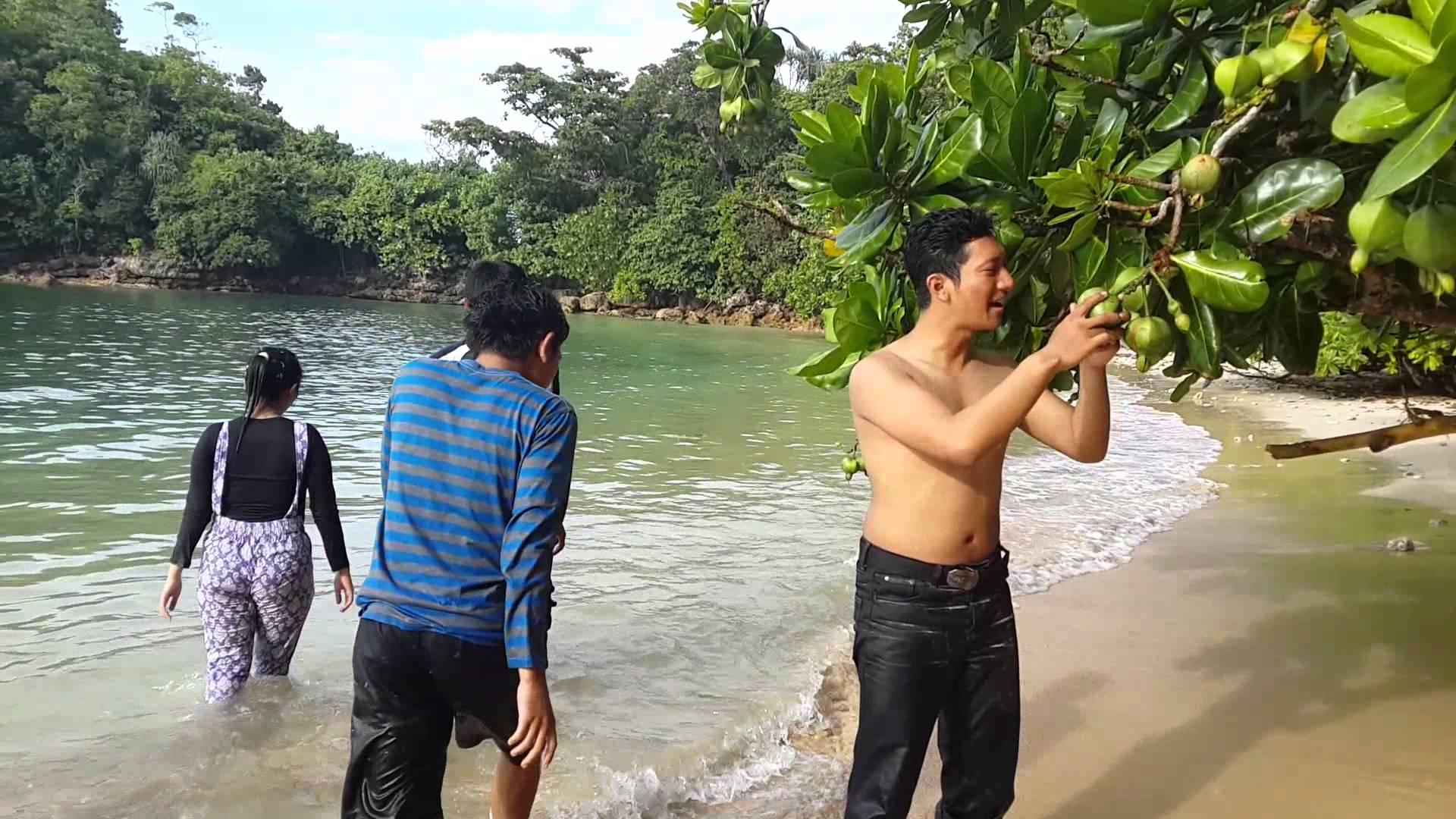 Pantai Kondang Merak Malang Jawa Timur Youtube Kota