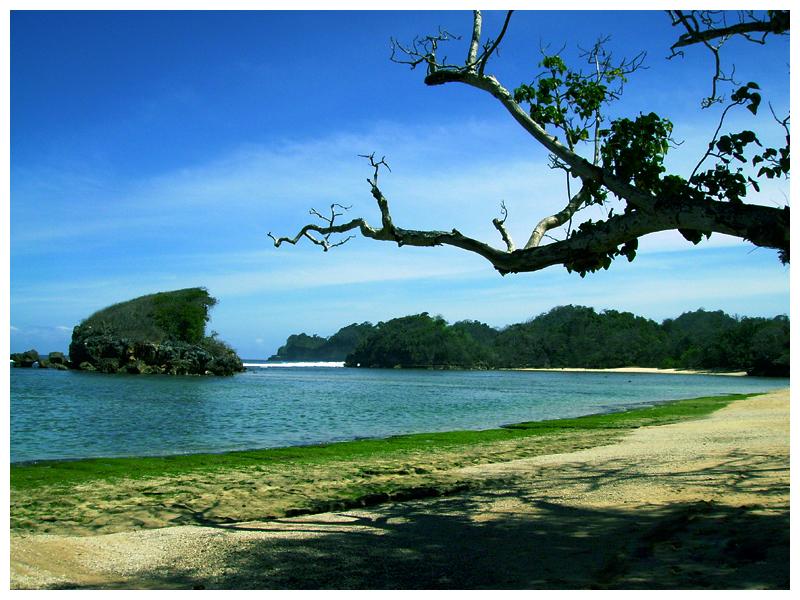 Pantai Kondang Merak Tersembunyi Malang 1001wisata Balekambang Pun Ngeliyep Terlalu