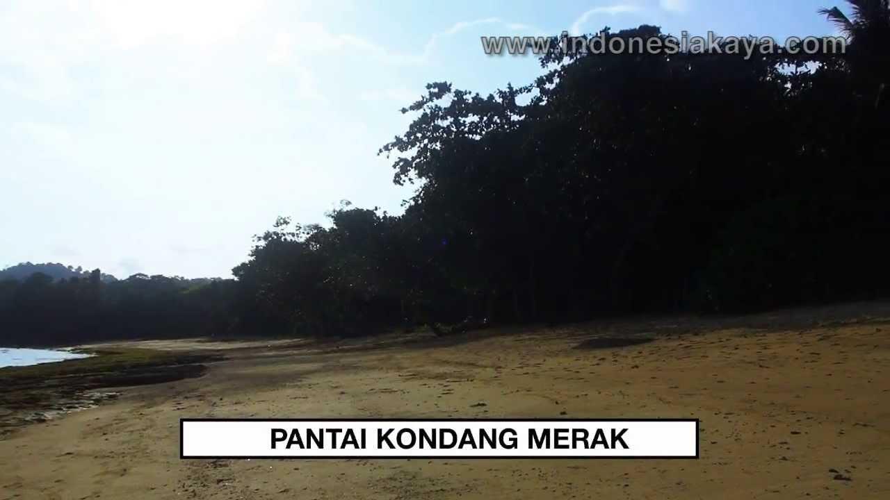 Pantai Kondang Merak Youtube Kota Malang