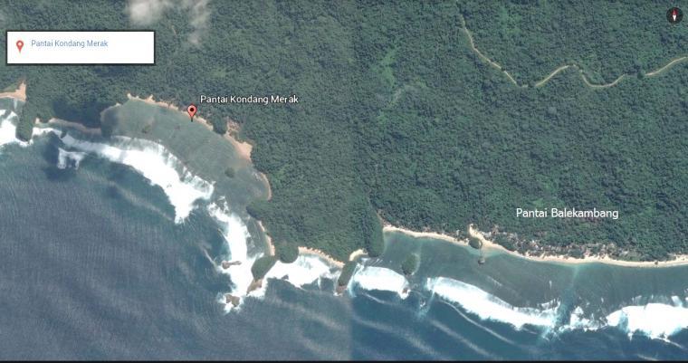 Pengalaman Menanam Terumbu Karang Kondang Merak Oleh Iwan Nugroho Pantai