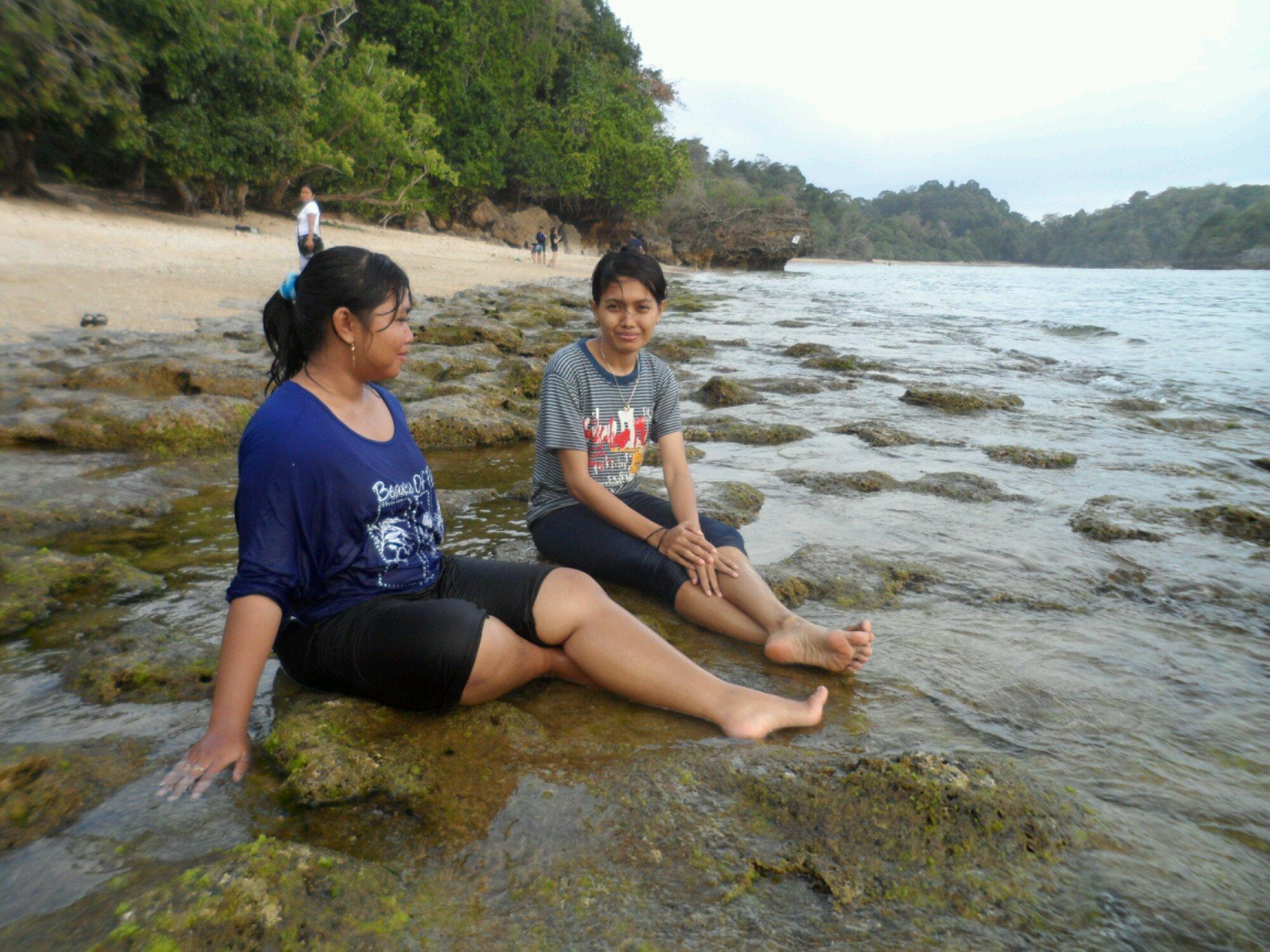 Pesona Pantai Kondang Merak Malang Selatan Ihsansingh Blog Image Kota