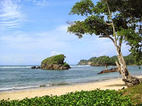 Wisata Malang Cakepnya Pantai Kondang Merak Lokasi Bersebelahan Balekambang Berjarak