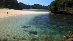 Berwisata Pantai Lenggoksono Air Terjun Banyu Anjlok Bantol Coban Kota