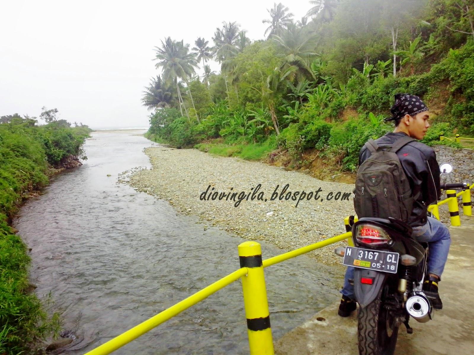 Diovin Page Surga Jalan Pantai Banyu Anjlok Jembatan Terlihat Lenggoksono