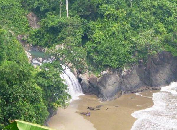 Pantai Lenggoksono Coban Banyu Anjlok Kota Malang