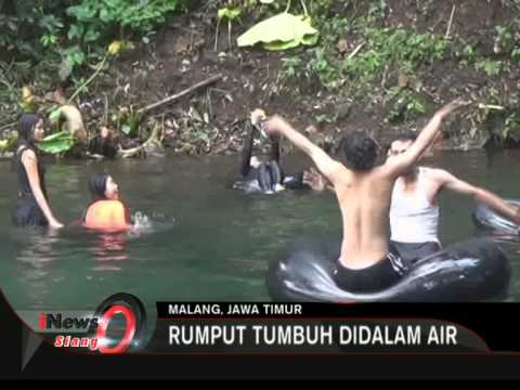 Inews Siang Wisata Air Sumber Sirah Malang Alami Youtube Kota