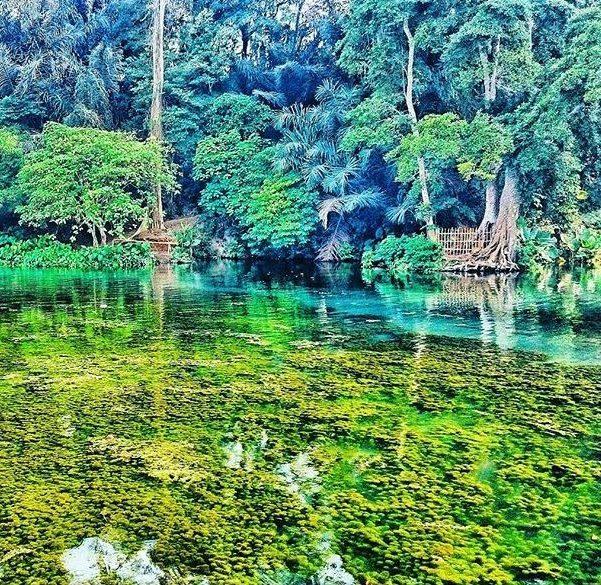 Mata Air Sumber Sirah Sensasi Berenang Kota Malang Motivasinews Salah