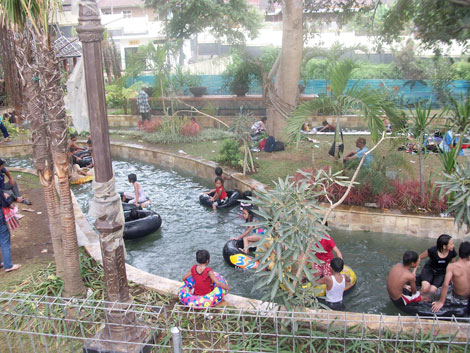 Intip Pemandian Alami Wendit Water Park Kota Malang Wisatawasati Asal