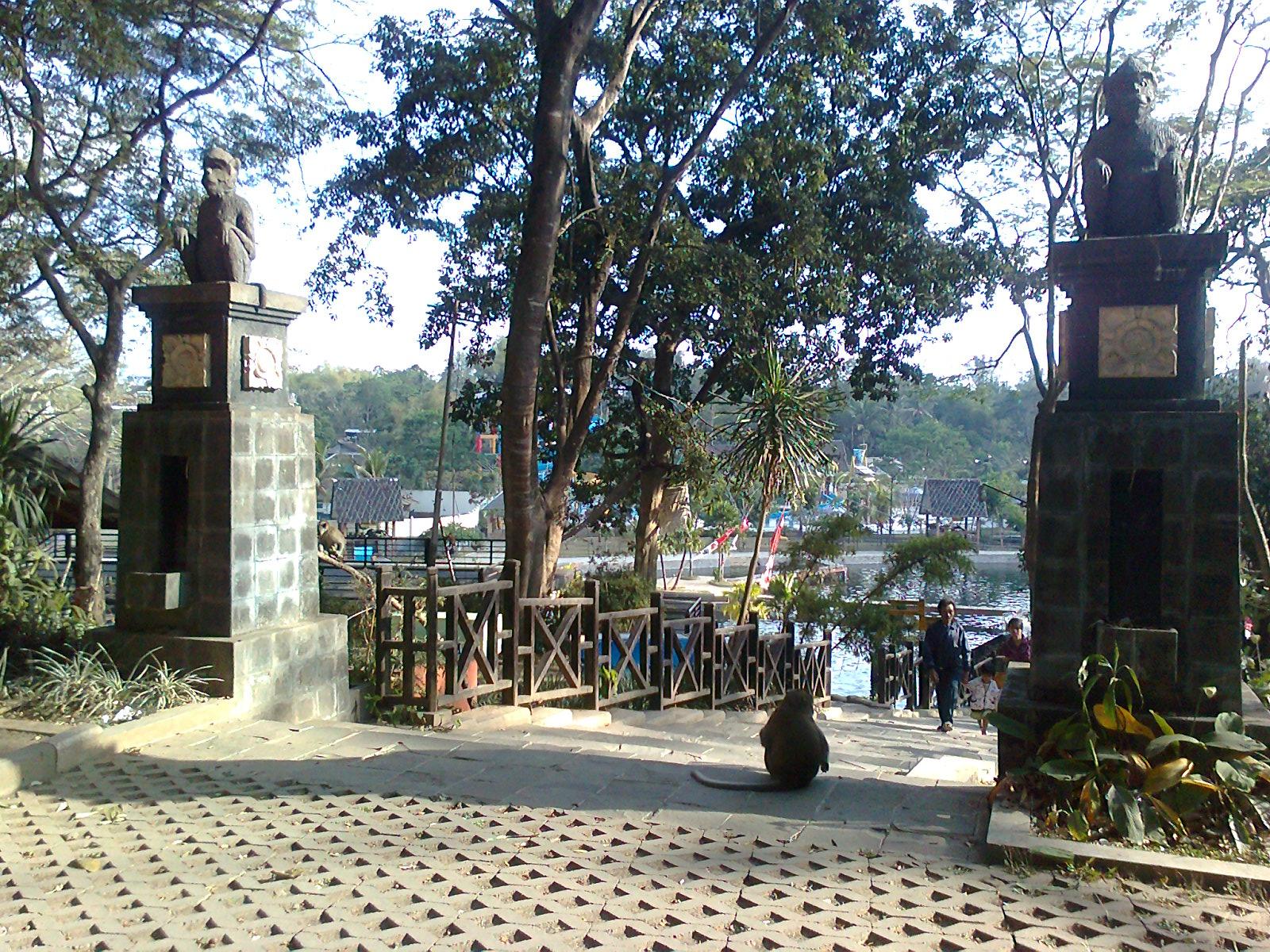 Lokasi Taman Wisata Air Wendit Malang Jawa Timur Tempat Kota