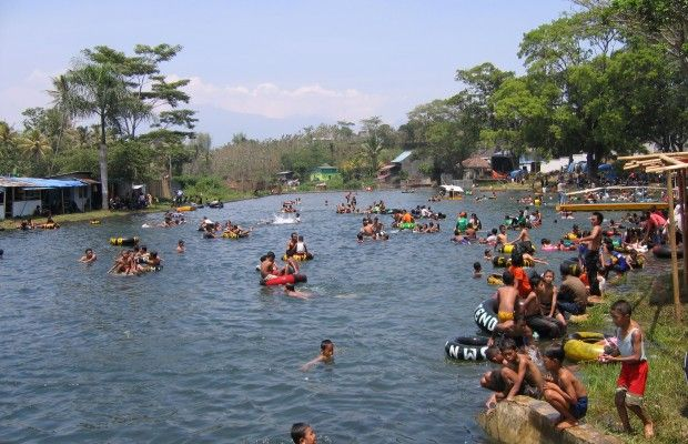 Malang Tourism Wendit Mulai Berbenah Times Wisata Air Foto Dok