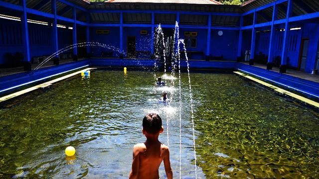 Mitos Awet Muda Kolam Wendit Favorit Selir Raja Majapahit Taman
