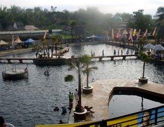 Pemandian Wendit Tempat Wisata Malang Taman Air Kota