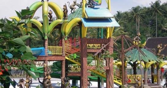 Pesona Keindahan Wisata Wendit Water Park Malang Daftar Tempat Indonesia