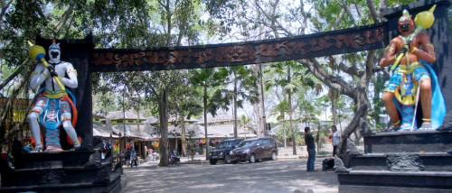 Sejuknya Taman Wisata Wendit Tempat Peristirahatan Prabu Hayam Wendit1 Air