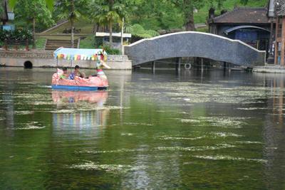 Tempat Wisata Air Wendit Lawang Post Taman Kota Malang