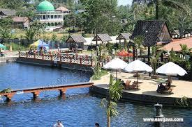 Tempat Wisata Wendit Malang Ngalamkipa Taman Rekreasi Terdapat Monumen Pesawat