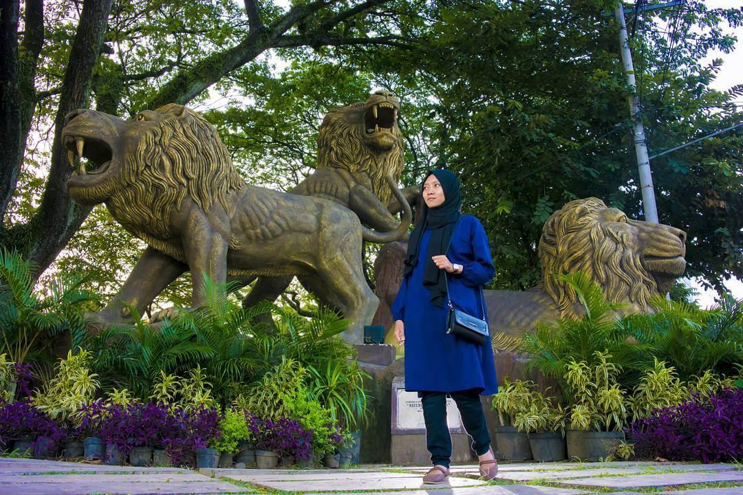 130 Tempat Wisata Malang Batu Sekitarnya Wajib Dikunjungi Taman Bentoel