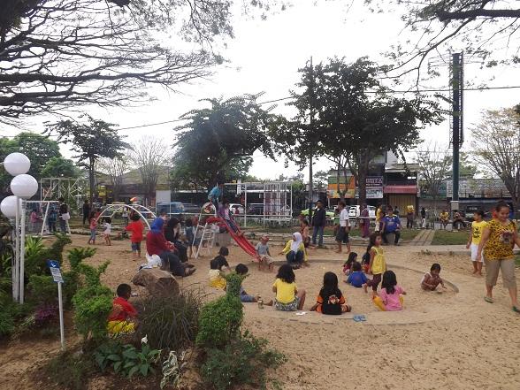 Bersantai Sambil Belajar Taman Cerdas Trunojoyo Panduan Wisata Foto Www