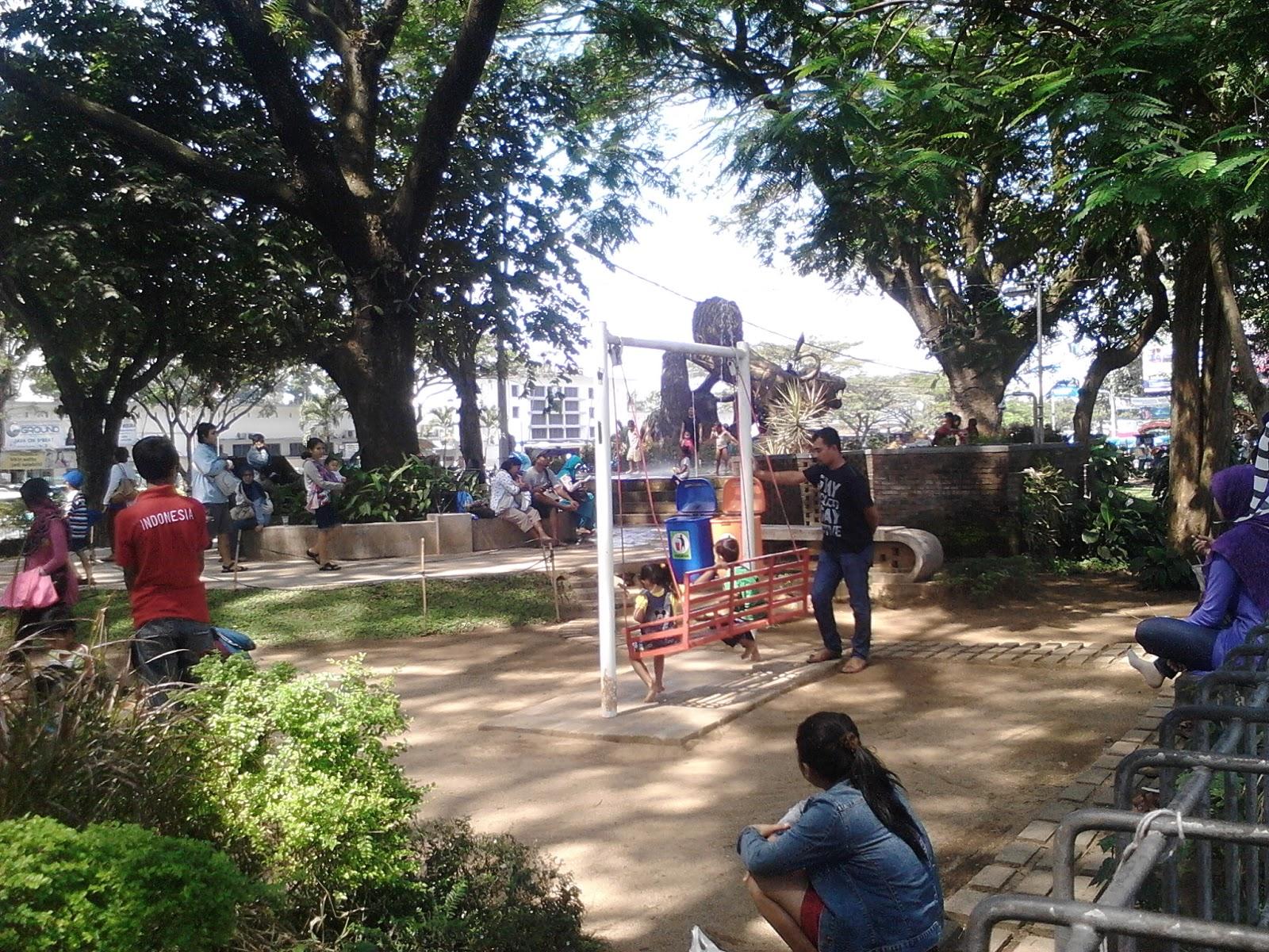 Jalan Taman Bentoel Trunojoyo Main Tempat Parkirnya Cerdas Kota Malang