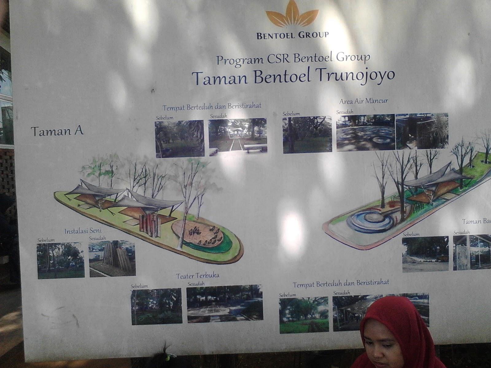 Jalan Taman Bentoel Trunojoyo Skemanya Cerdas Kota Malang