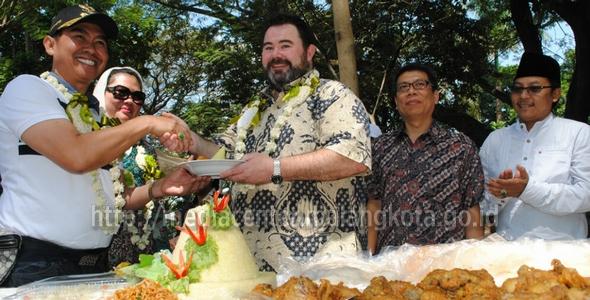 Peduli Lingkungan Taman Cerdas Trunojoyo Dimaksimalkan Media Wali Kota Malang