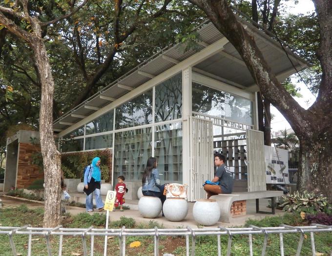 Taman Baca Masyarakat Tbm Bentoel Trunojoyo Iloveub Expand Pic Cerdas