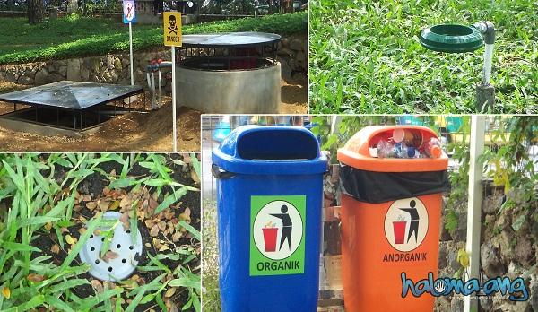 Taman Bentoel Trunojoyo Dpd Ldii Kota Malang Tempat Duduk Berbentuk