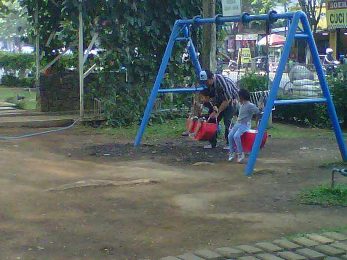 Taman Bentoel Trunojoyo Malang Anisa Ae Cerdas Kota