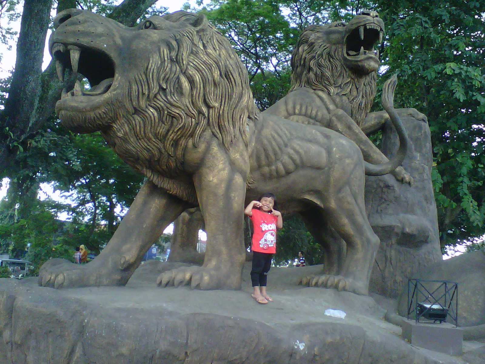 Taman Bentoel Trunojoyo Malang Tempat Wisata Indonesia Cerdas Kota