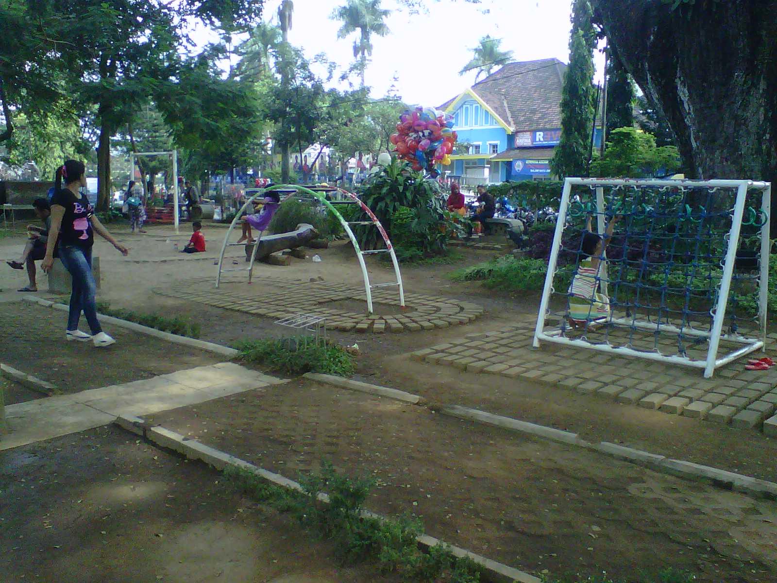 Taman Bentoel Trunojoyo Malang Wisata Repost Cerdas Kota