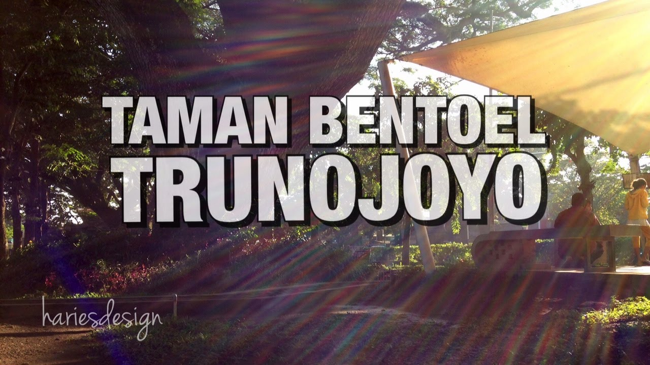 Taman Bentoel Trunojoyo Malang Youtube Cerdas Kota
