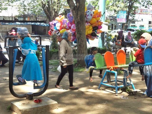 Taman Cerdas Trunojoyo Dihiasi Berbagai Fasilitas Pendukung Diresmikan Juni 2014