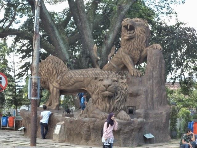 Taman Cerdas Trunojoyo Dihiasi Berbagai Fasilitas Pendukung Malang Foto Cnd