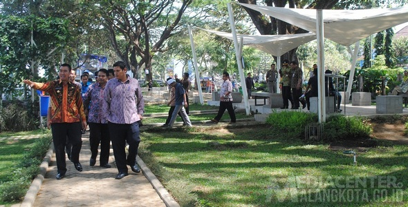 Taman Cerdas Trunojoyo Media Center Kendedes Info Publik Kota Malang