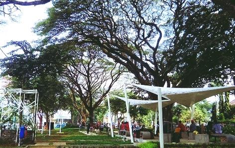 Taman Kota Malang Wisata Terbaik Wajib Kunjungi 10 2 Bentoel