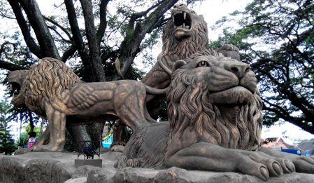 Taman Trunojoyo Kota Malang Wongcrewchild Bentoel Cerdas