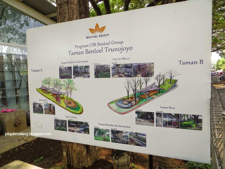 Taman Trunojoyo Malang Petualangan Skrinsut Bentoel Cerdas Kota