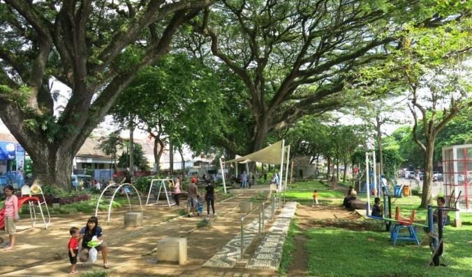 Upaya Penerapan Standar Performance Tata Kelola Taman Kota Trunojoyo Bentoel
