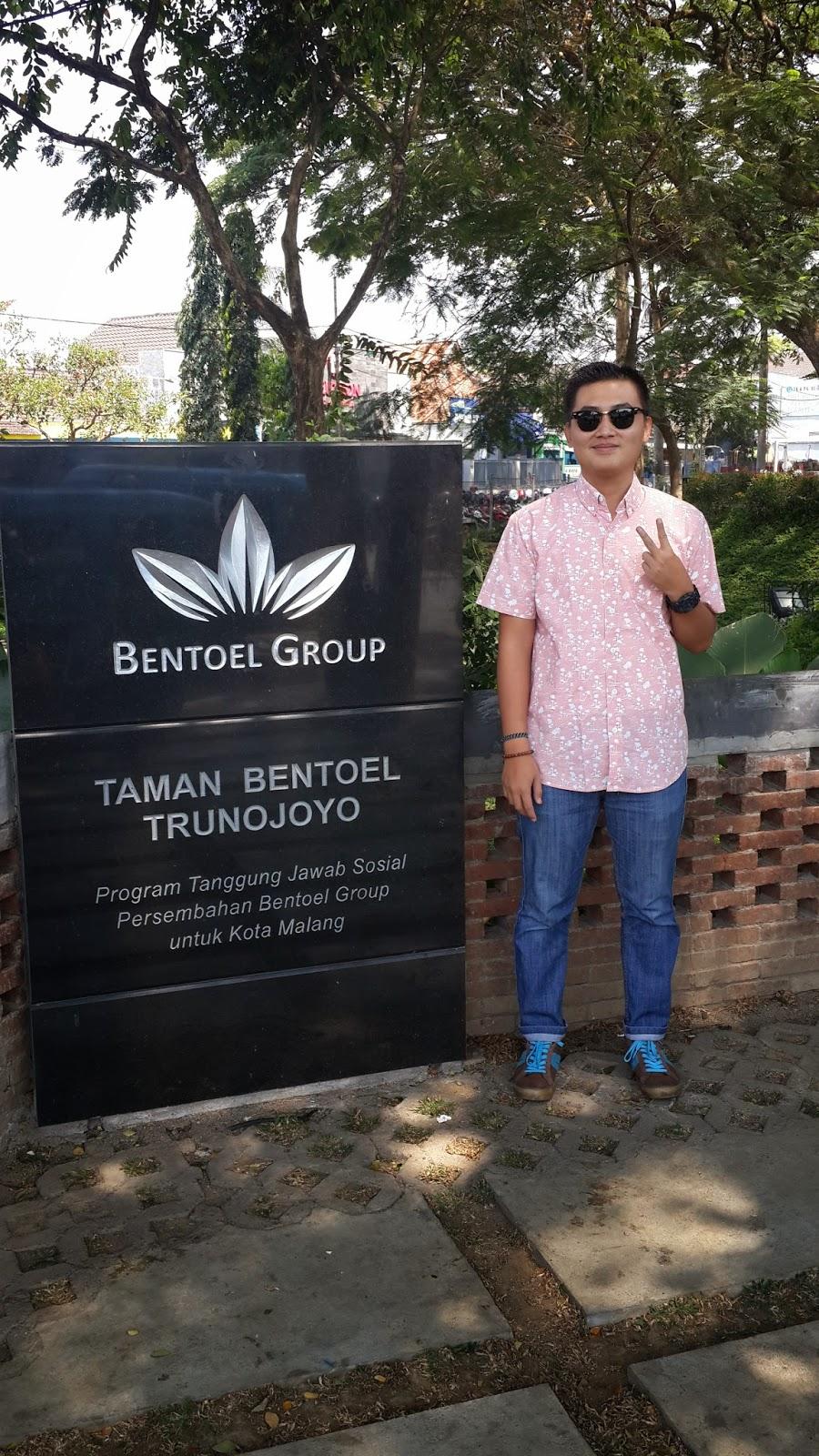 Wardhanaivan25 Taman Bentoel Trunojoyo Malang Cerdas Kota