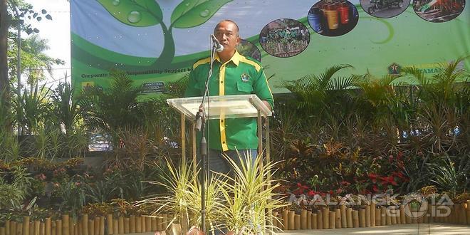 Wujudkan Kota Layak Anak Fasilitas Taman Trunojoyo Dilengkapi Kepala Dkp
