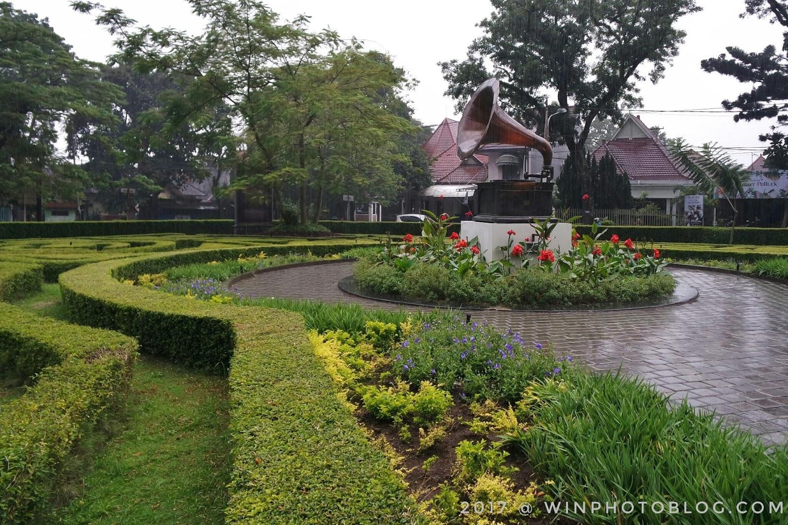 Taman Terompet Malang Cerme Kota