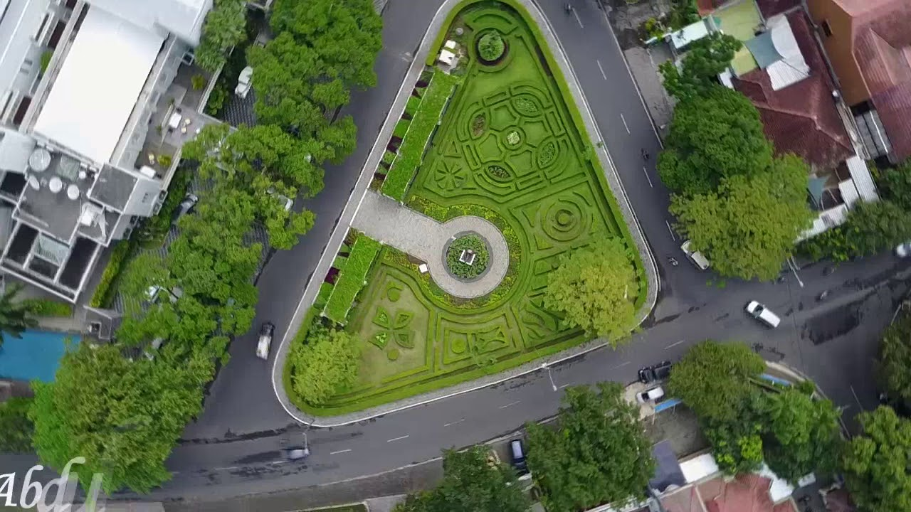 Taman Terompet Malang Jawa Timur Youtube Cerme Kota
