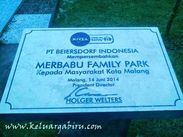 Cerah Ceria Merbabu Family Park Malang Taman Nivea Kota
