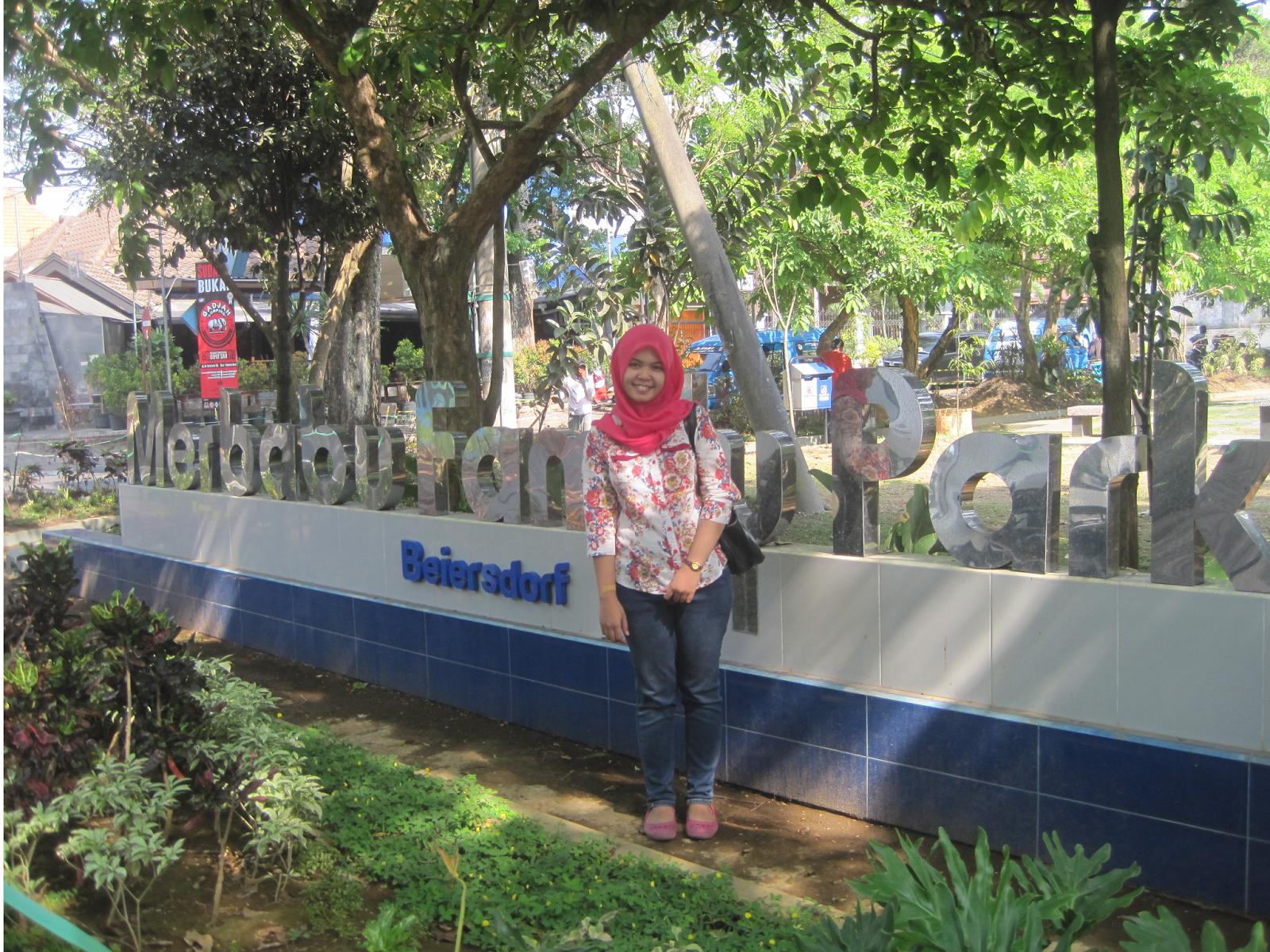 Hipearce Analisis Arsitektur Lanskap Taman Merbabu Family Malang Nivea Kota
