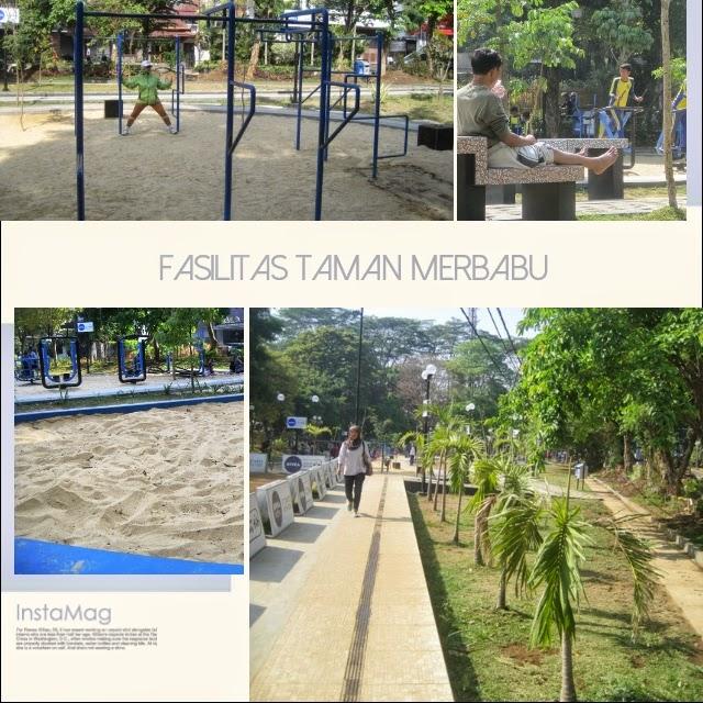 Hipearce Analisis Arsitektur Lanskap Taman Merbabu Family Malang Sebagian Fasilitas