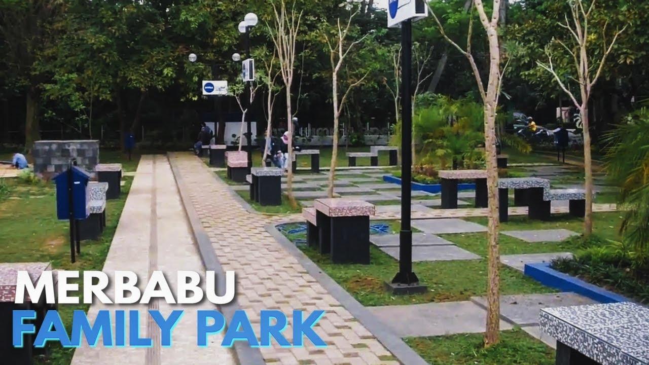 Merbabu Family Park Kota Malang Youtube Taman Nivea